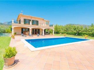 4 bedroom Villa in Binissalem, Mallorca, Binissalem, Mallorca : ref 2373609