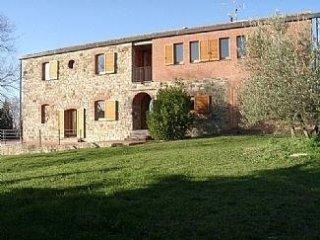 6 bedroom Apartment in Montegabbione, Tuscany, Italy : ref 2373854