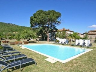9 bedroom Villa in Capolona, Tuscany, Italy : ref 2373999