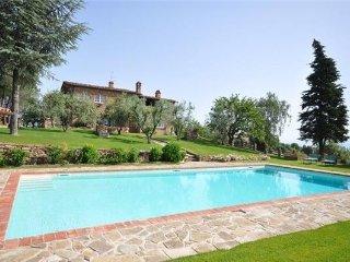 4 bedroom Villa in Monte San Savino, Tuscany, Arezzo, Italy : ref 2374147