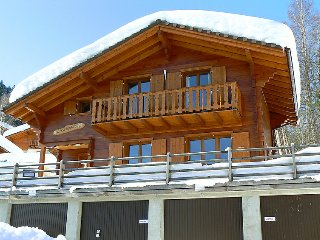 3 bedroom Villa in Ovronnaz, Valais, Switzerland : ref 2296541