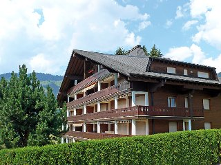 3 bedroom Apartment in Villars, Alpes Vaudoises, Switzerland : ref 2300753, Villars-sur-Ollon