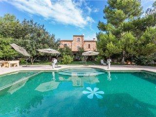 7 bedroom Villa in Felanitx, Mallorca, Felanitx, Mallorca : ref 2374850