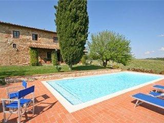 8 bedroom Villa in Montelupo Fiorentino, Tuscany, Montespertoli, Italy : ref 2374876