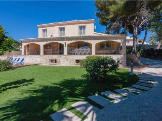 6 bedroom Villa in Teulada, Costa Blanca, Moraira, Spain : ref 2374906, La Llobella