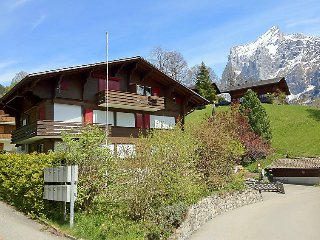 2 bedroom Apartment in Grindelwald, Bernese Oberland, Switzerland : ref 2297282