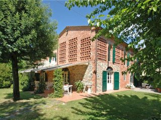 5 bedroom Villa in Orentano, Tuscany, Colline Pisane, Italy : ref 2375311