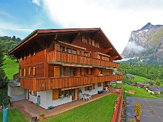 3 bedroom Apartment in Grindelwald, Bernese Oberland, Switzerland : ref 2297292
