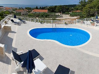 4 bedroom Villa in Brac Selca, Central Dalmatia Islands, Croatia : ref 2371950
