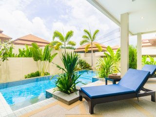 Luxury 2 bedrooms pool villa