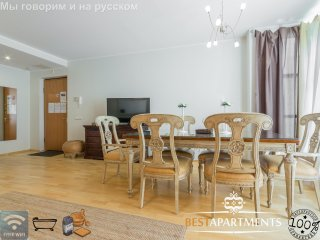 2 bdrm apartment for 6 with sauna