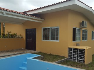 Casa de campo y playa en Panama