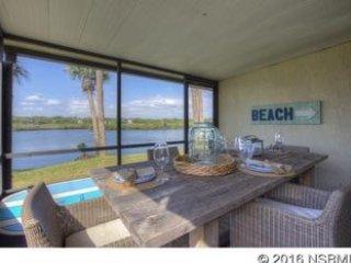 Kate's Villas 2B/2B at Riverfront Dolphin Cove NSB, New Smyrna Beach