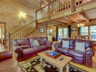 Dog-friendly mountain home for the next family getaway w/ hot tub & more!, Sautee Nacoochee