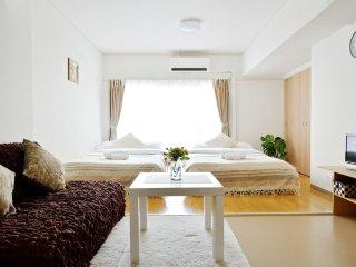 Osaka, Private Apartment, Namba, Shinsaibashi