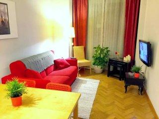 Precioso piso cerca Palacio Real-Madrid Río
