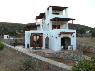 ΘΕΩΝΗΣ Villas, Moutsouna