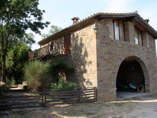 Cozy Catalan Farmhouse situated near Girona.