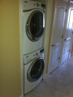 HIGH END WASHER & DRYER