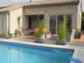 Splendide villa  8 personnes avec piscine privée