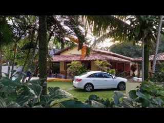 Casa de Praia, 6 quartos, entre Ilhéus e Itacaré