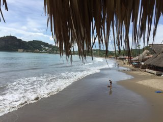 Beachfront Condo With Incredible Sea View, sleep 6, San Juan del Sur