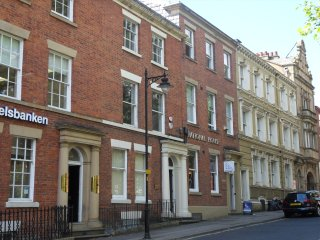 Serviced Apartment Rational House, Preston
