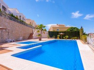 Casa de vacaciones Dora en Calp,Alicante,para 6 huespedes