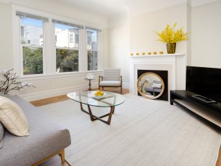 Remodeled 3 Bedroom In North Beach, San Francisco