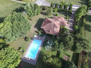 Villa with private pool - ideal for large families, Palmanova