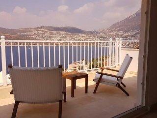 Brand New Stylish Villa Overlooking Kalkan Bay