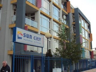 Two bedroom first floor apartment Sun city 3 Cacao beach Sunny beach  Bulgaria