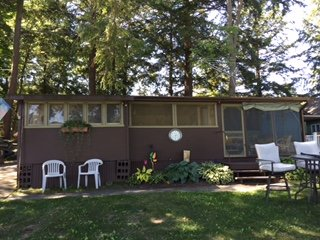 Green Lake Getaway, holiday rental in Ridgemont