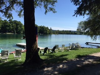 Green Lake Getaway, Tully