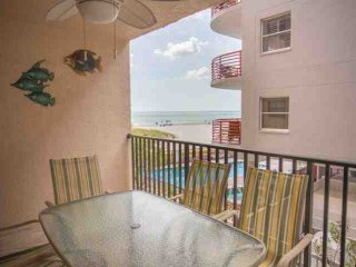 Beach Side Beauty!  Best Location, Best Condo!