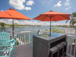 Fantastic Views from your Private Balcony over Boca Ciega Bay.  All Updated Insi