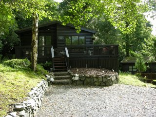 Langdale View Log Cabin LA23