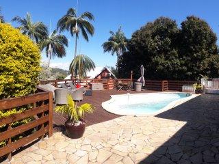 Villa avec piscine et jacuzzi, Saint-Denis