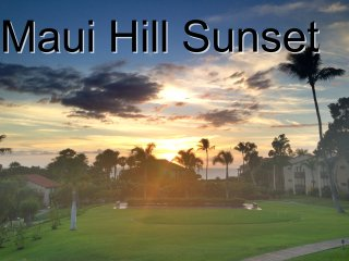Maui Hill Resort, Kihei