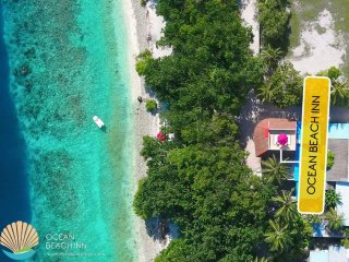 Ocean Beach Inn - Your home away beach home, Hangnaameedhoo Island