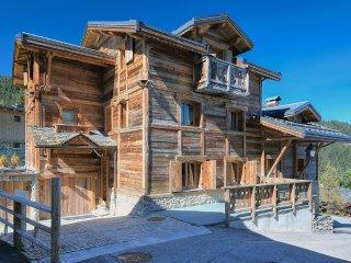 appartement Antares Lodge avec spa et sauna