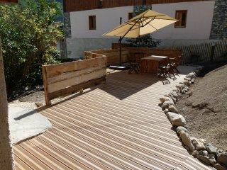 Sunny Terrace (Summer)