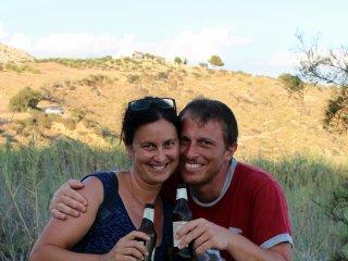 Daniela e Giuseppe sono lieti di ospitarvi