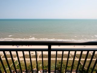 Breakers Resort Direct Oceanfront in family resort, Myrtle Beach