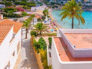 Apartamento Guatipiti en Teulada-Moraira,Alicante para 5 huespedes