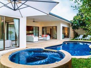Superior 2bdr villa Tortuga, Pattaya