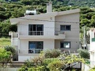 Sea view villa- 2nd floor-sandy beach 150m away
