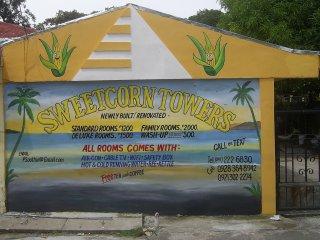 Sweetcorn Towers, Subic Bay Freeport Zone