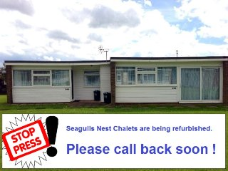 "Seagulls Nest Chalet - #399 ""Dave"", Great Yarmouth"