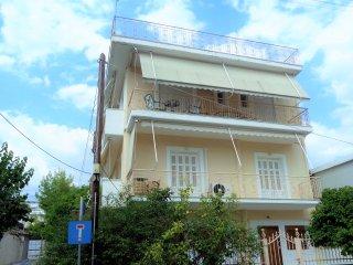 Dimitrios Pan. Kourampas - Elena's house